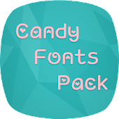 Candy Fonts