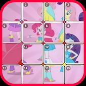 Rainbow School Girls Puzzle