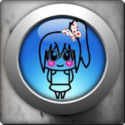 Anime Girl Sound Button