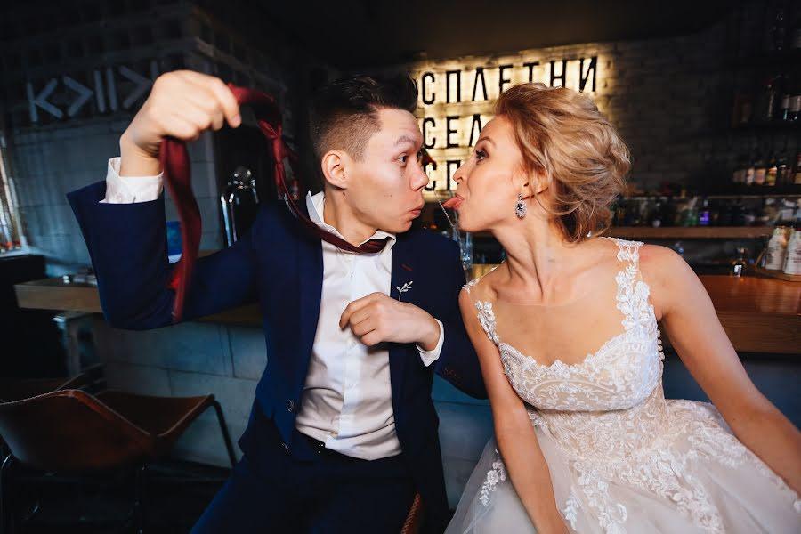 Wedding photographer Kseniya Snigireva (Sniga). Photo of 18.01.2017