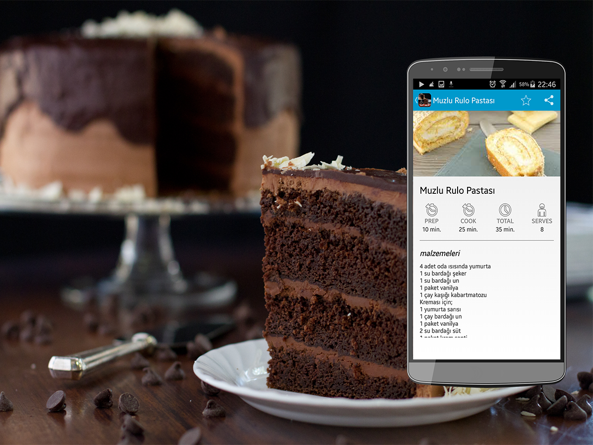 Pasta tarifleri 2016 - Android Apps on Google Play