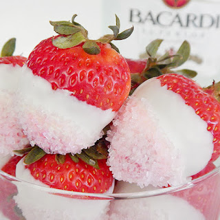 Strawberry Daiquiri Bites