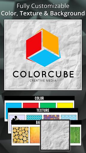 Logo Maker - Logo Creator, Generator & Designer 2.6 screenshots 2