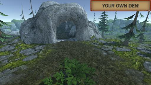Wolf Simulator Evolution 1.0.2.4 screenshots 3