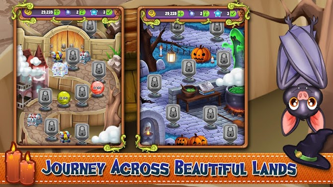 Mahjong Mystery: Escape The Spooky Mansion Android 12