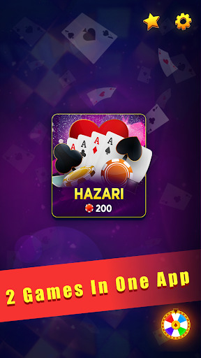 Hazari Gold (u09b9u09beu099cu09beu09b0u09c0)-1000 Points Game with 9 Cards apktram screenshots 3