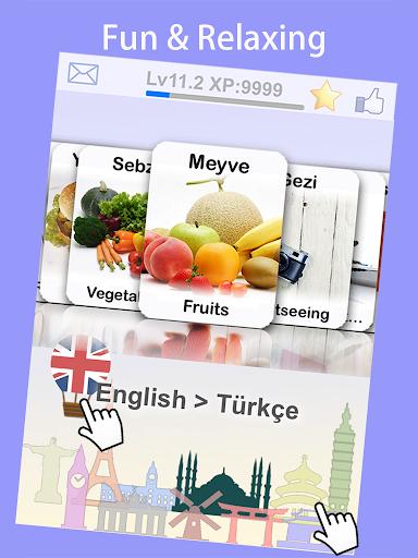 Learn Read Turkish Travel Word