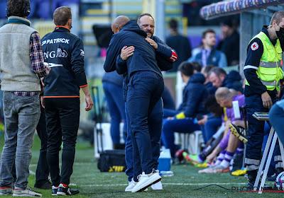 "Le coach du Beerschot admiratif : ""Anderlecht joue comme Manchester City"""