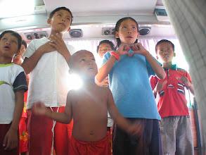 Photo: Children worship