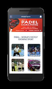 InPadel Sports - náhled