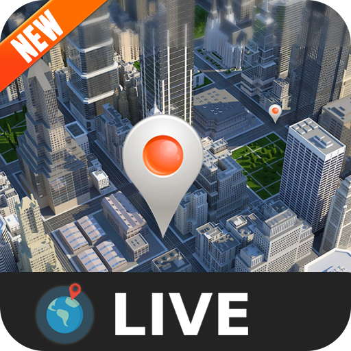 HQ Street View live Maps : Updated Maps Offline