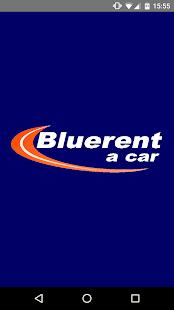 BlueRent - náhled