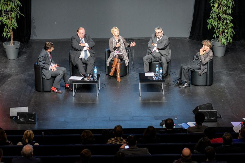 Table ronde : Existe-t-il une identité culturelle europeenne ? - Plénière d'ouverture de la 38e rencontre des agences d'urbanisme