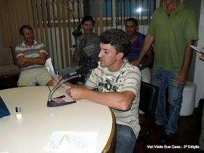 Photo: 1º LOCUÇÃO EXPERIMENTAL - 08/05/11
