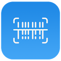 QR and barcode scanner and generator for Android icon