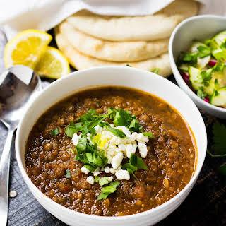 Persian Lentil Soup...A Chicago Restaurant Fave.