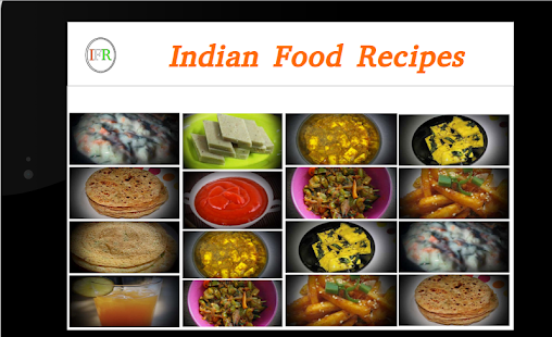 Indian food recipes android apps on google play indian food recipes screenshot thumbnail forumfinder Choice Image