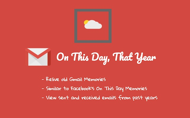 Gmail - On This Day, That Year
