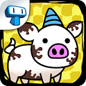 Pig Evolution - Mutant Hogs and Cute Porky Game icon