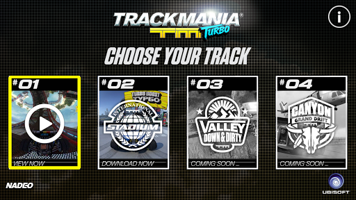 Trackmania Turbo 360°