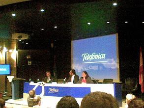 Photo: En el 99 Thursday: imaginacion + ideas + innovacion. Hosting en la Fundacion Telefonica