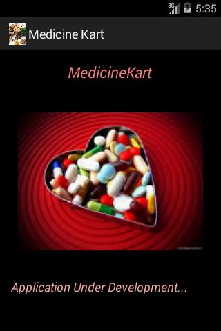 Medicine Kart