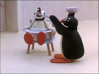 Pingu as Babysitter
