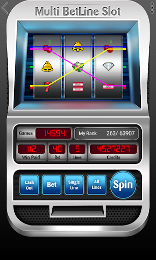 Slot Machine - Multi BetLine  screenshots 3