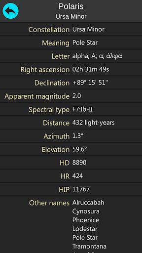 Star Map Tracker: Stargazing  screenshots 4