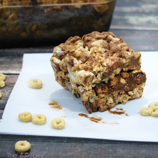 Gluten Free Cheerios Bars