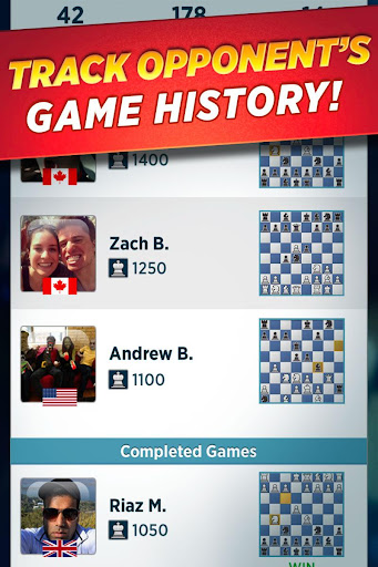 Chess With Friends Free 1.88 screenshots 4