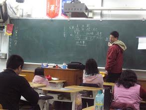Photo: 20110316書法藝術欣賞與創作003