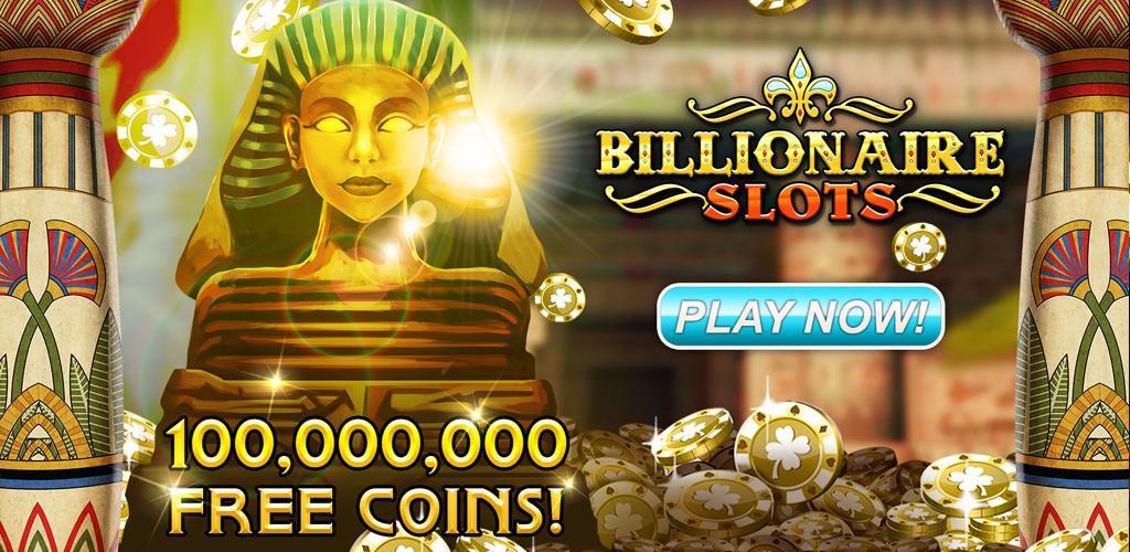 Slots Billionaire Free Slots Casino Games Offline 1 130 Apk