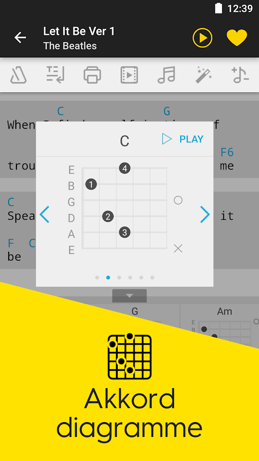 Ultimate Guitar Tabs & Chords – Android-Apps auf Google Play