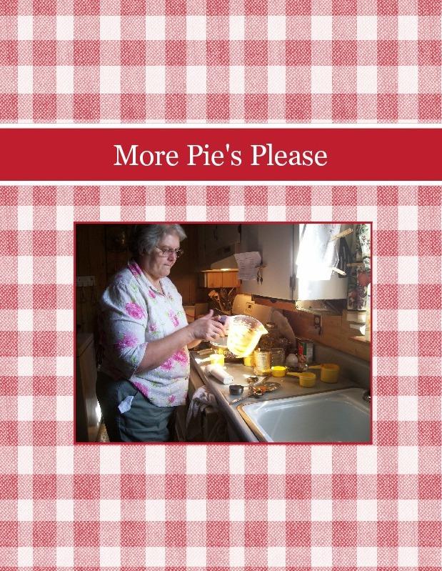 More  Pie's  Please