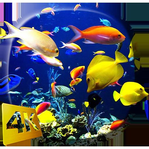 Aquarium Video Live Wallpaper file APK Free for PC, smart TV Download