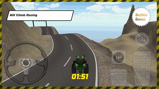 無料赛车游戏Appのリアルトラクターヒルクライムレーシング|記事Game