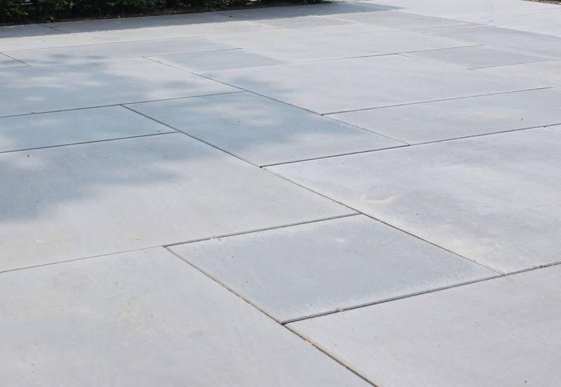 Prefab betonplaten
