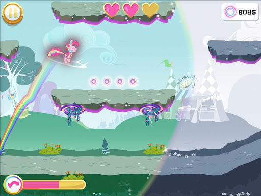 My Little Pony Les Destriers  captures d'écran 2