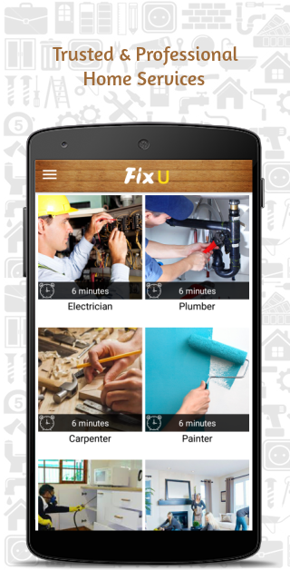 Fixu- screenshot
