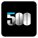 500_fonts - Text on photos icon