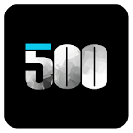 500 fonts - Text on Photo Icon