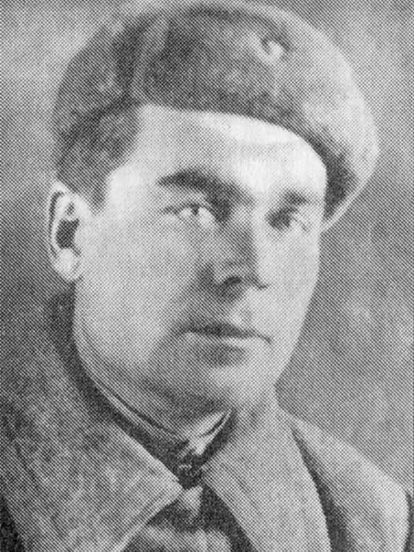 Ельцов Павел Фёдорович, командир расчёта 82мм миномёта 50 осбр