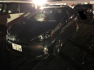 アクア  2012年式 Gのカスタム事例画像 るなれなパパ(T.L北海道)さんの2019年05月22日22:44の投稿