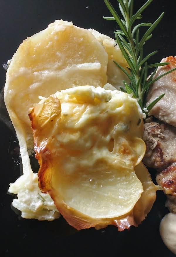 Scalloped Potatoes - Danish Style