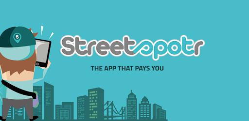 Streetspotr App