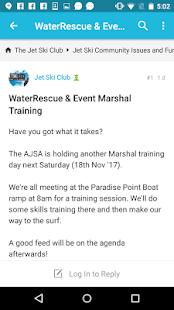 Jet Ski Club - náhled