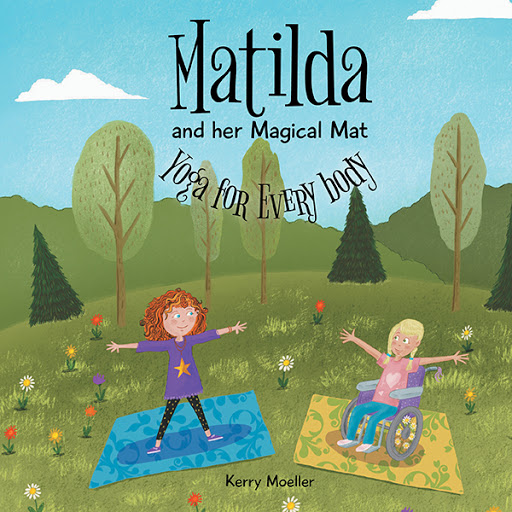 Matilda and her Magical Mat cover