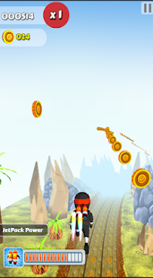Download Subway ninja jungle run For PC Windows and Mac apk screenshot 1
