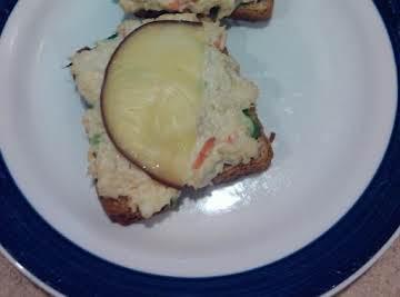 Chicken Salad Melt Gluten Free